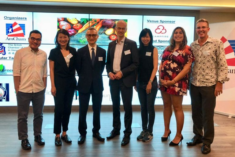 Better Business Innovation Series at Amcham & BritCham - Panelists