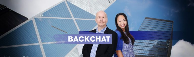 Backchat RTHK radio cover image