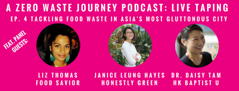 Zero Waste Journey Podcast Episode 4 cover