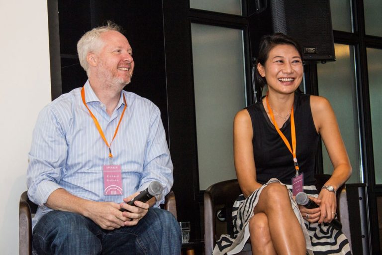 Daisy Tam at Food Summit 2017