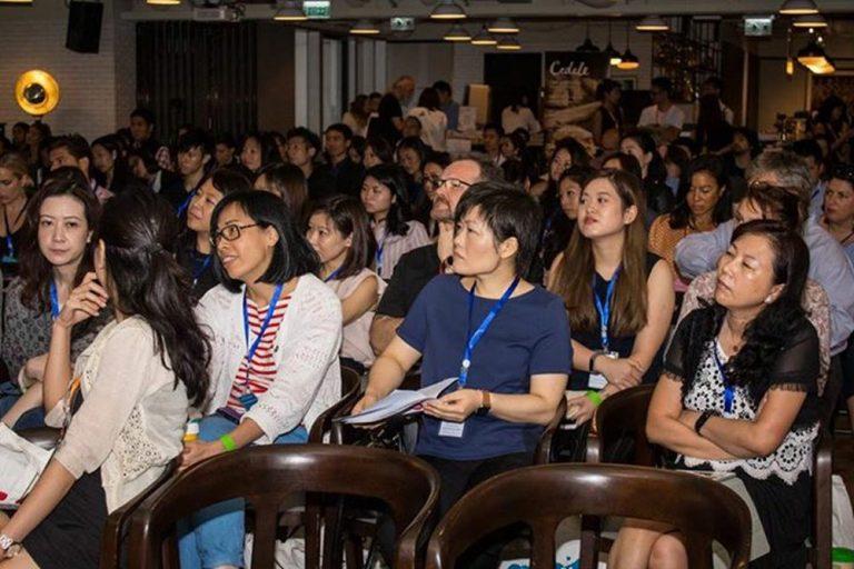 Food Summit 2017 audience