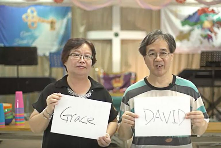 Grace and Faith Church in Kwun Tong