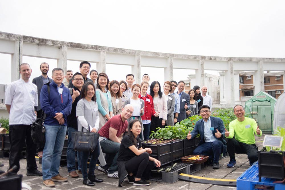 Rooftop Republic Academy Launch