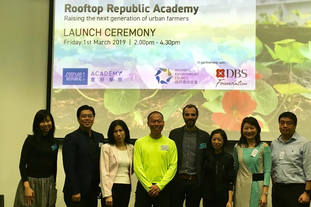 Rooftop Republic Academy Launch