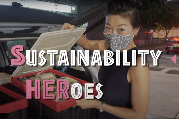 Story of Breadline Sustainibility Heroes